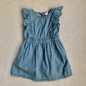 Gap Chambray Dress | 3T